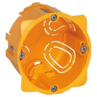 Elektroinstalační krabice Legrand BATIBOX, vestavná, suché příčky, 2 moduly, hloubka 50mm