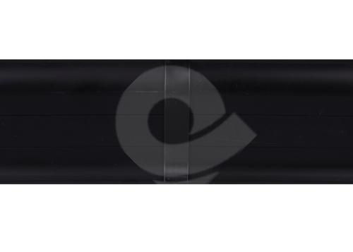 Cezar PREMIUM spojka, PVC, 59mm, černá, dekor 090
