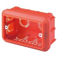 Elektroinstalační krabice pod omítku pro modulární domovní řady 3m