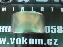 Komínová kondenzátní jímka bez vývodu pr. 140mm