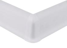 Cezar PREMIUM vnější roh, PVC, 59mm, bílá, dekor 089