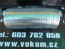 Ohebná komínová vložka flex D1 (0,3mm, 1,4301) pr. 120mm