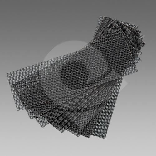 Den Braven brusná mřížka 93x280mm, zrn. 80, 10ks