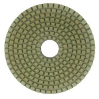 Kotouč na leštění betonu Redimax E-Line Diamond Disc 3000 zelený