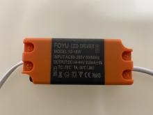Napěťový zdroj 18W-12V pro LED svítidlo
