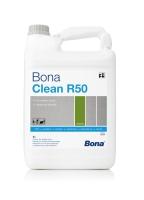 Vysoce koncentrovaný, lehkce alkalický čistící prostředek Bona Clean R 50 1l