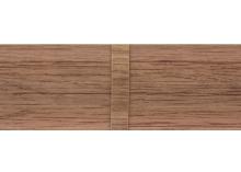 Cezar PREMIUM spojka, PVC, 59mm, dub reduta, dekor 134