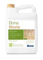 1-složkový lak pro dřevěné podlahy v domácnostech Bona Novia lesklý 5l