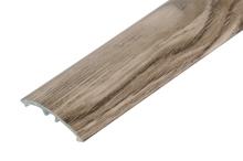 Přechodová lišta Cezar narážecí 30mm 2,7m dub jílový