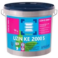 Disperzní lepidlo pro pvc, cv, lino a text. krytiny UZIN KE 2000 S 14kg