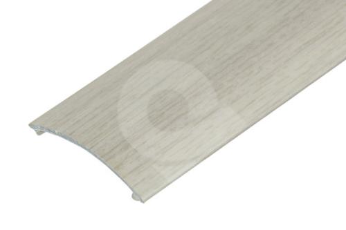 Přechodová lišta Cezar samolepící 40mm 0,9m dub šedý