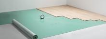 Položení vinylové plovoucí podlahy, cena práce za m2