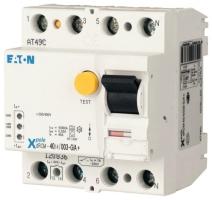 Digitální proudový chránič dCRM 40/4P/0,3-G/A Eaton