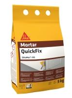 Rychlá montážní a opravná malta Sika MonoTop-110 QuickFix 5kg