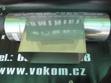 Díl s kontrolním otvorem 150x250 pr. 450mm