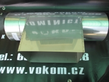 Komínový díl s kontrolním otvorem 150x250 pr. 120mm