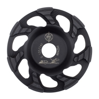 Diamantový kotouč Cup Wheel 5 Black Redimax 125mm zrnitost 120
