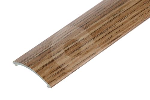 Přechodová lišta Cezar samolepící 30mm 1,80m dub