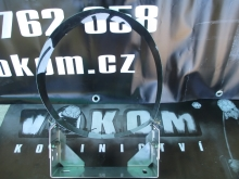 Komínové lůžko přestavitelné 60-100mm pr. 450mm