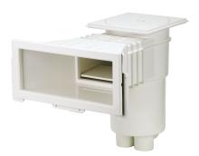 Skimmer VA sání 406x160mm pro fólie s mosaznými zástřiky