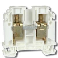 Řadová svorka RSA 35 bílá