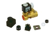 Elektronické hlídání hladiny - elektromagnetický ventil