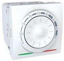 Otočný podlahový termostat s čidlem Unica