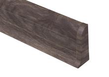 Cezar PREMIUM koncovka pravá, PVC, 59mm, dub bardi, dekor 168
