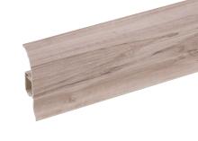Podlahová lišta soklová Cezar Premium 132