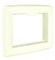 Clonka skimmeru V20 ABS, kryt příruby skimmeru