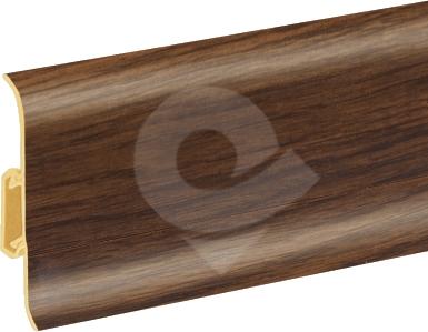 Podlahová lišta soklová Cezar Duo 143