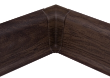 Cezar PREMIUM vnitřní roh, PVC, 59mm, dub congo, dekor 176
