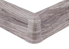 Cezar PREMIUM vnější roh, PVC, 59mm, dub luna, dekor 209