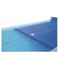 Plovoucí a vodící hrana krycích plachet délka