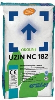 Rychle tvrdnoucí cementová vysprávková hmota od 0mm Uzin NC 182 20kg