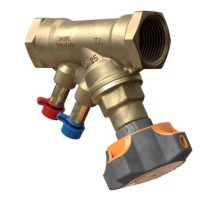 Vyvažovací a uzavírací ventil s vypouštěním Ta Stad
