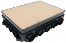 Elektroinstalační krabice Kopos KUP do betonu bezhalogenová