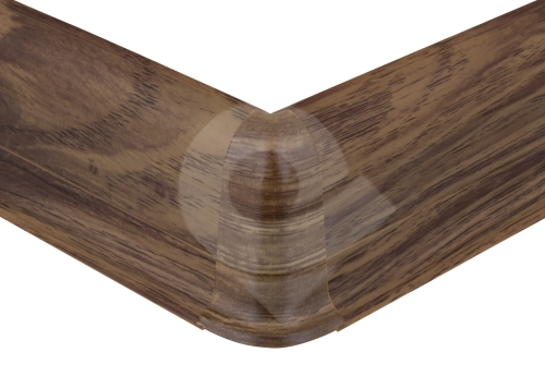 Cezar PREMIUM vnější roh, PVC, 59mm, dub philadelphia, dekor 213