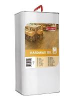 Lněný olej pro dřevěné a parketové podlahy s vysokým zatížením Synteko Hardwax Oil 1 l