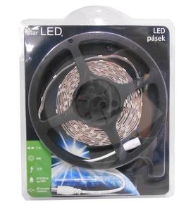 PHT LED pásek 5 m 30LED/m 5050 bílá