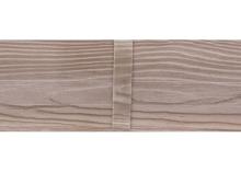 Cezar PREMIUM spojka, PVC, 59mm, jasan nordický, dekor 165