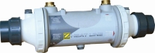 Tepelný výměník Zodiac Heat Line titan 70kW, zpětný ventil součástí
