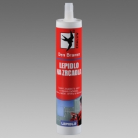 Lepidlo na zrcadla Den Braven 310ml Red Line