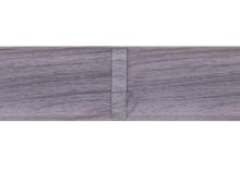 Cezar PREMIUM spojka, PVC, 59mm, dub světle šedý, dekor 078