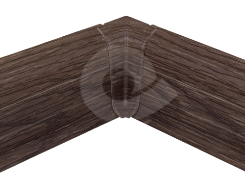 Cezar PREMIUM vnitřní roh, PVC, 59mm, dub ibiza, dekor 221