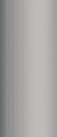 Obloučková ukončovací lišta otevřená Cezar přírodní hliník 10mm 2,5m