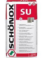 Spárovací hmota rychle tuhnoucí pro spáry 3-15mm Schonox SU tmavě šedá 5kg