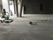 Broušení anhydritové podlahy, cena práce za m2 bez materiálu