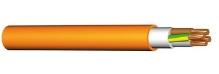 Ohniodolný kabel Praflasafe X-J 3x1,5