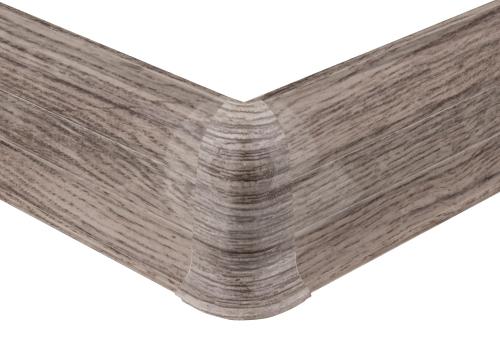 Cezar PREMIUM vnější roh, PVC, 59mm, dub richmond, , dekor 145